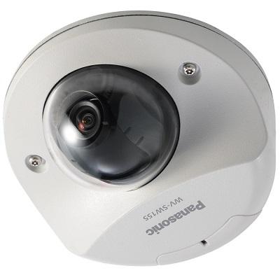 กล้อง IP Camera รุ่น WV-SW155