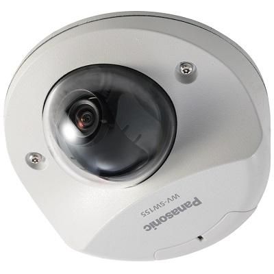 กล้อง IP Camera รุ่น WV-SW155MA