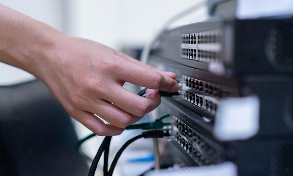 โทรศัพท์สำนักงานดิจิตอล ( Digital phone system)